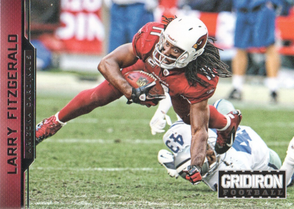 2012 Gridiron #5 Larry Fitzgerald
