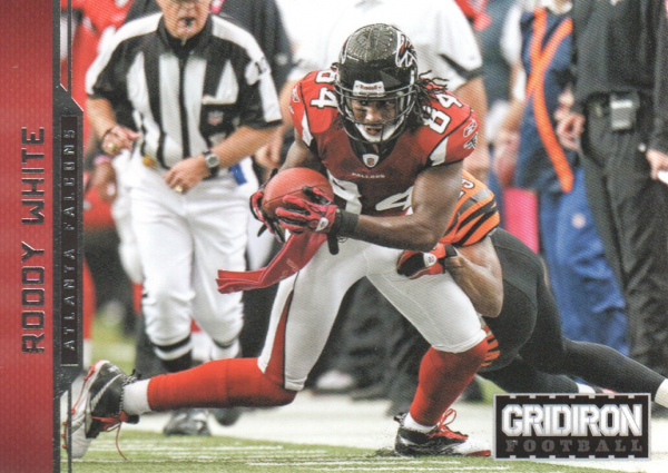 2012 Gridiron #12 Roddy White
