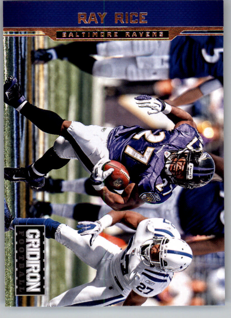 2012 Gridiron #18 Ray Rice