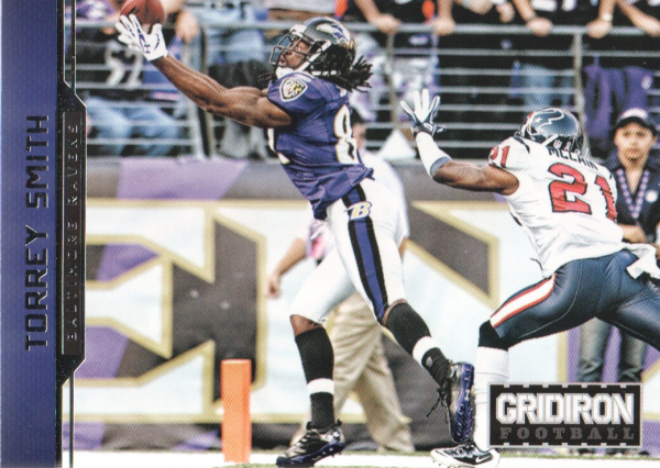 2012 Gridiron #20 Torrey Smith