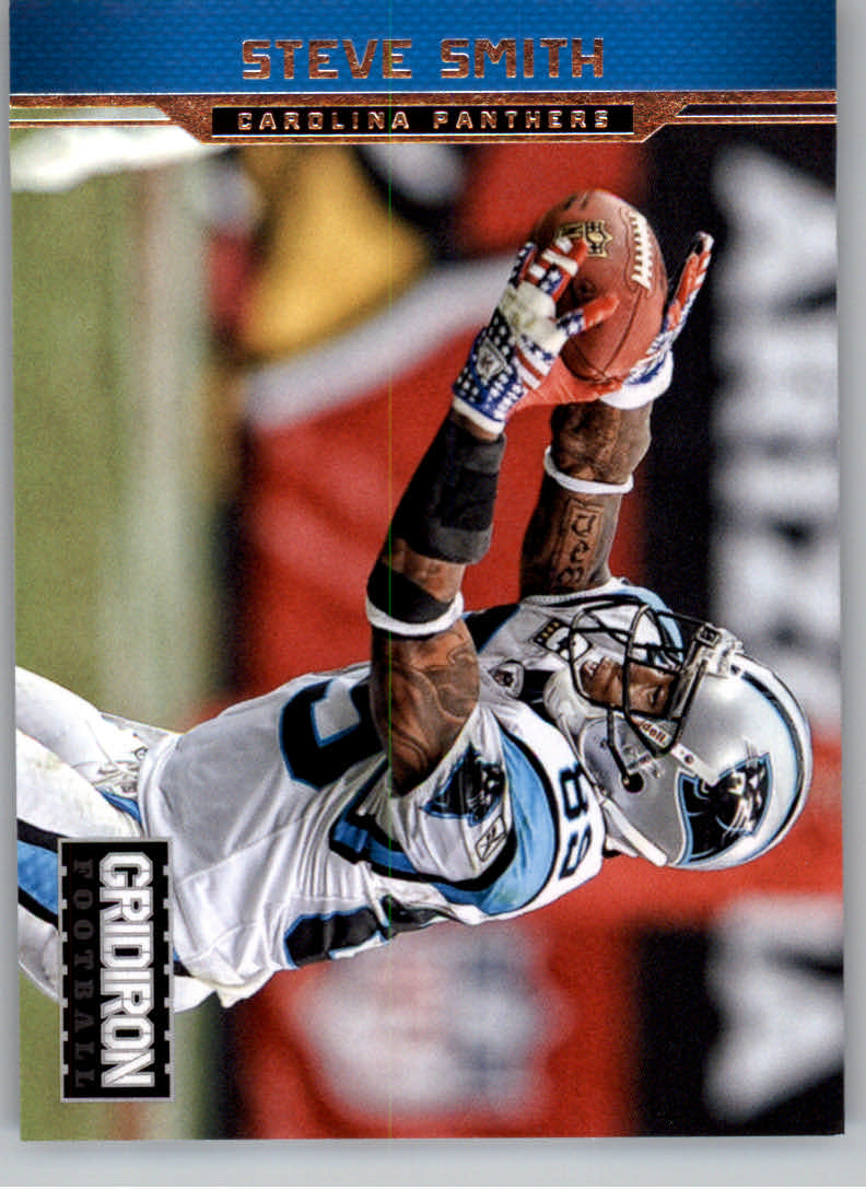 2012 Gridiron #31 Steve Smith WR