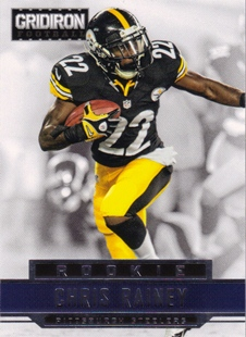 2012 Gridiron #217 Chris Rainey RC