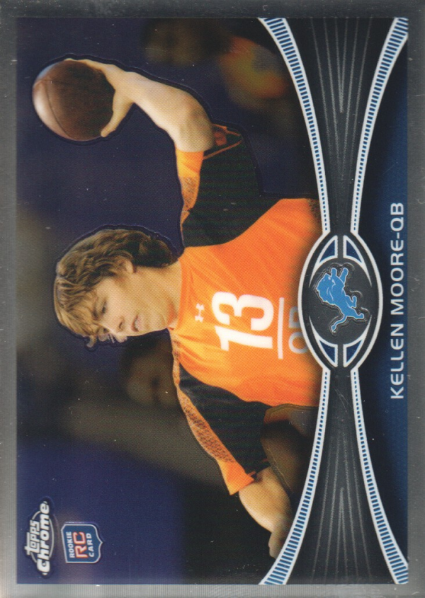 2012 Topps Chrome #27 Kellen Moore RC