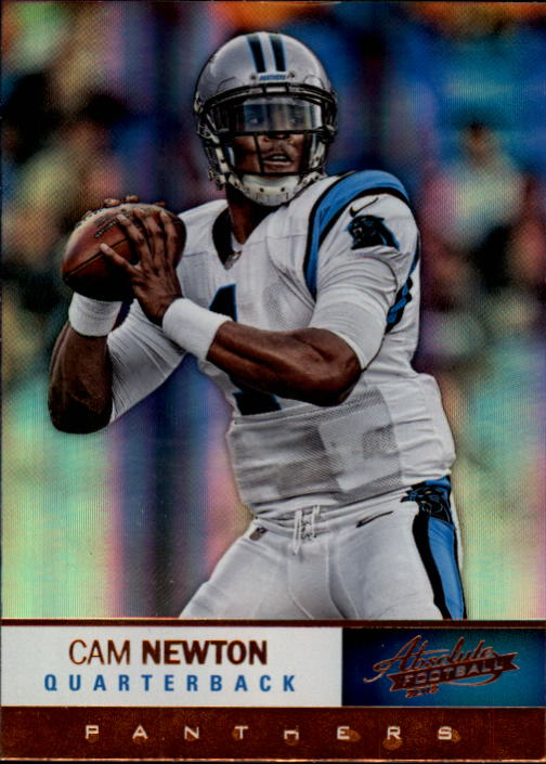 2012 Absolute #1 Cam Newton