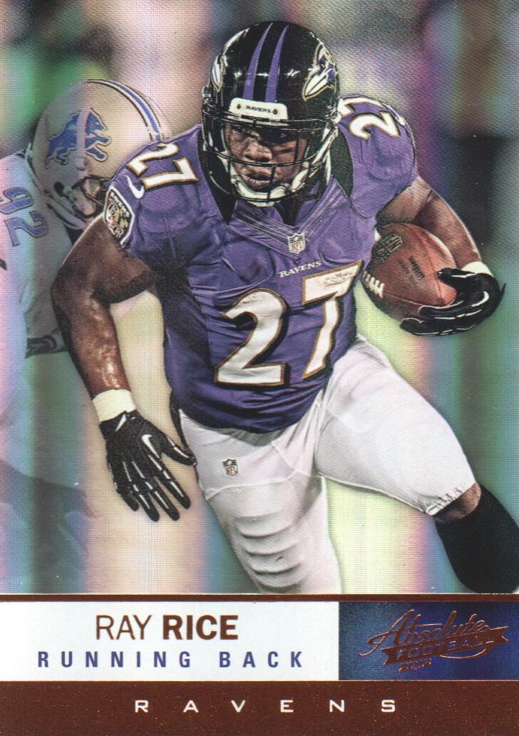 2012 Absolute #6 Ray Rice