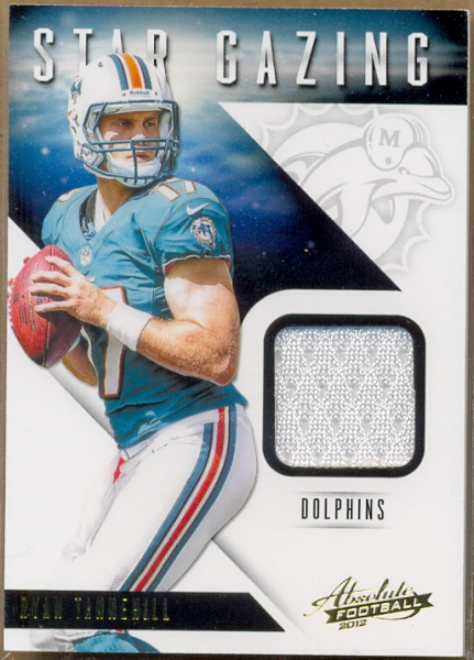 2012 Absolute Star Gazing Materials #32 Ryan Tannehill