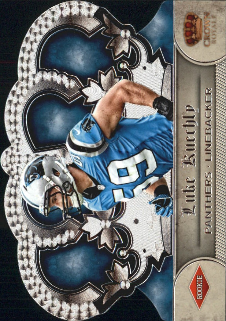2012 Crown Royale #209 Luke Kuechly RC