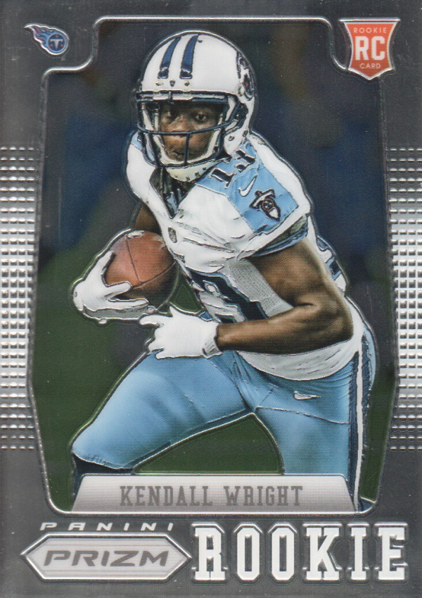 2012 Panini Prizm #218A Kendall Wright RC