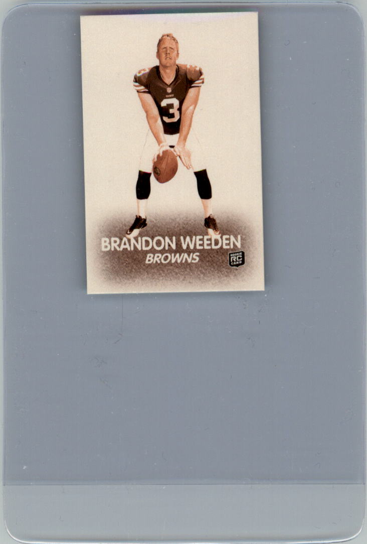 2012 Topps Magic 1948 Magic #3 Brandon Weeden