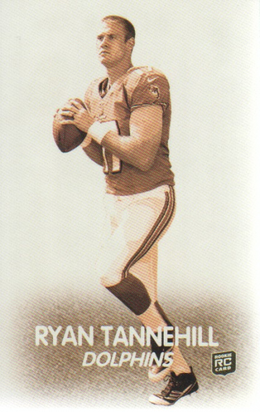 2012 Topps Magic 1948 Magic #9 Ryan Tannehill