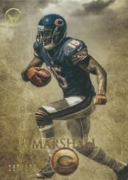 2012 Topps Valor #21 Brandon Marshall