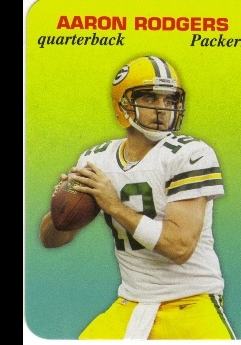 2013 Topps Archives 1970 Glossy #1 Aaron Rodgers