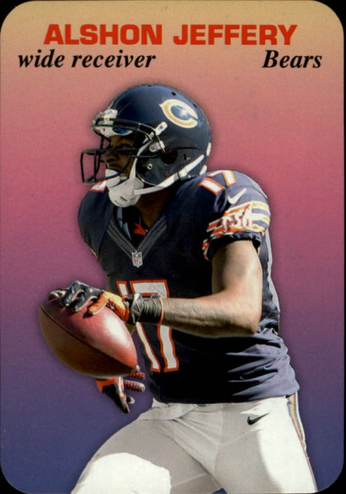 2013 Topps Archives 1970 Glossy #2 Alshon Jeffery