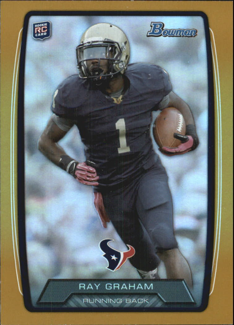 2013 Bowman Rainbow Gold #202 Ray Graham
