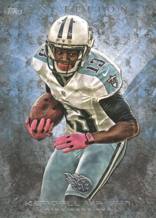 2013 Topps Inception #41 Kendall Wright