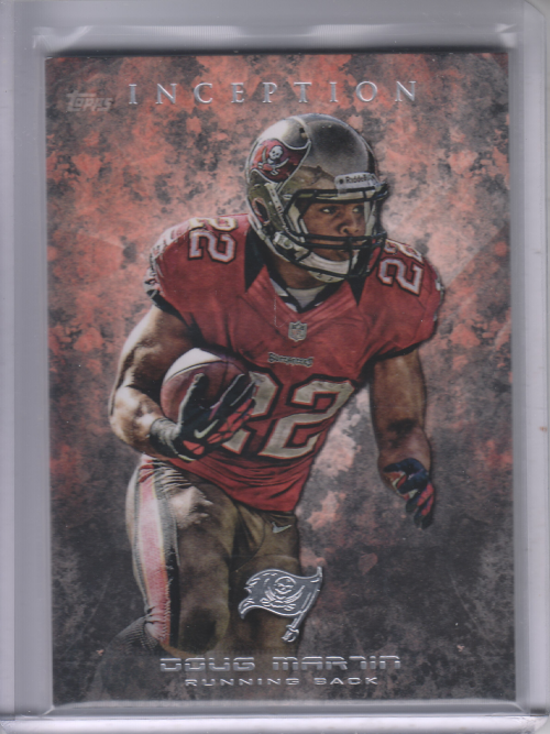 2013 Topps Inception #89 Doug Martin