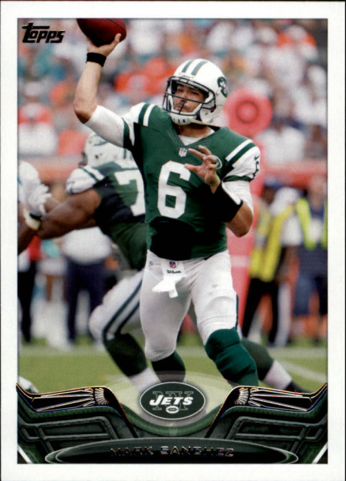 2013 Topps #411 Mark Sanchez