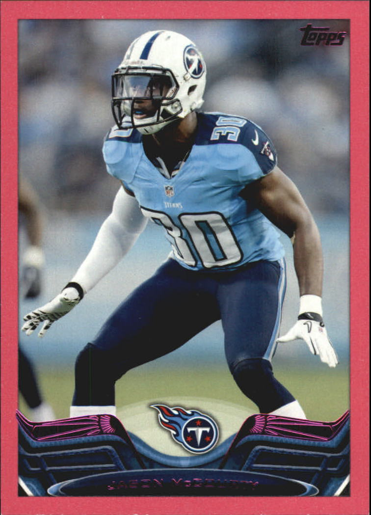 2013 Topps Pink #153 Jason McCourty