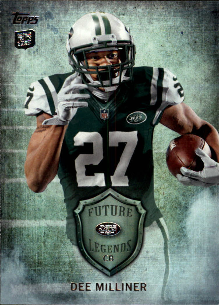 2013 Topps Future Legends #FLDMI Dee Milliner