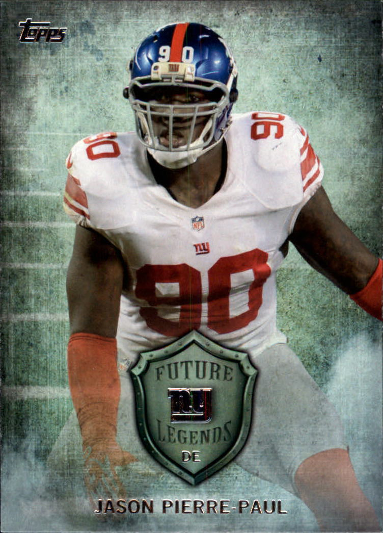2013 Topps Future Legends #FLJPP Jason Pierre-Paul
