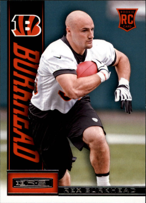 2013 Rookies and Stars #175 Rex Burkhead RC