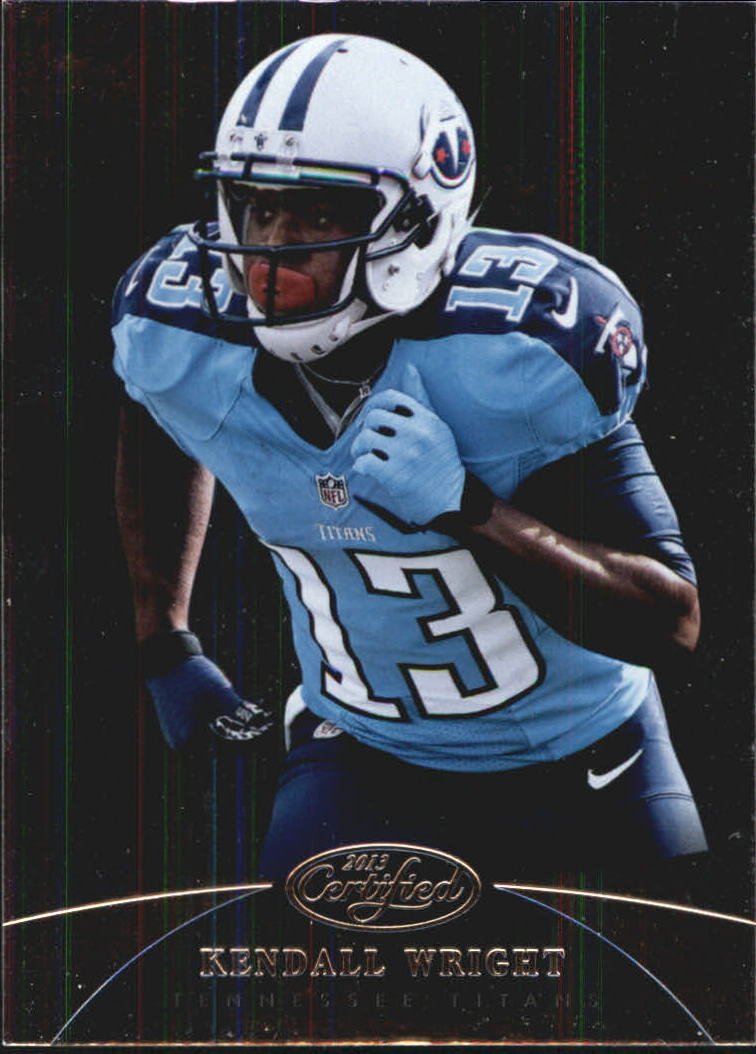 2013 Certified #36 Kendall Wright