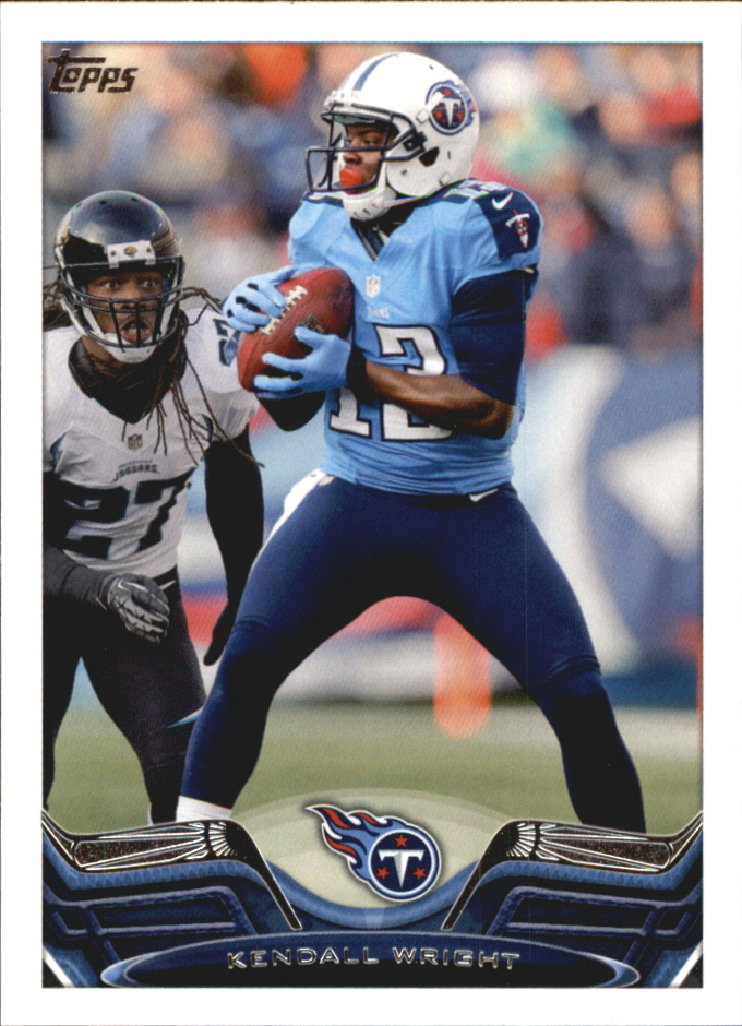 2013 Topps Mini #308 Kendall Wright