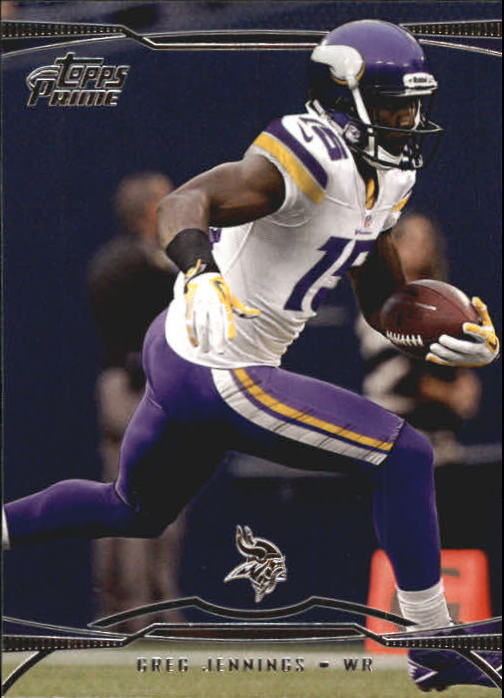 2013 Topps Prime Retail #55 Greg Jennings