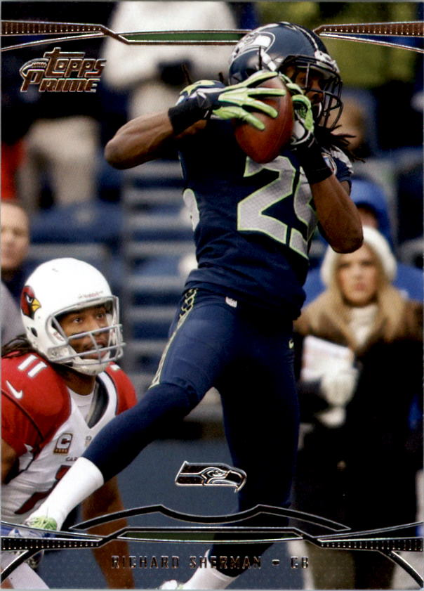 2013 Topps Prime Retail #59 Richard Sherman