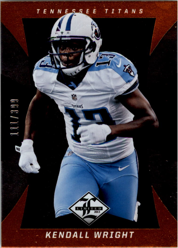 2013 Limited #96 Kendall Wright