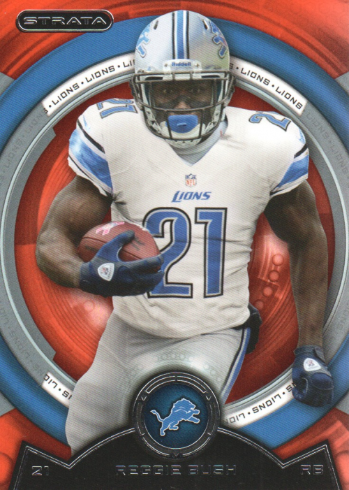 2013 Topps Strata Orange #2 Reggie Bush