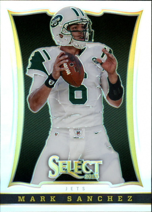 2013 Select Prizm #7 Mark Sanchez