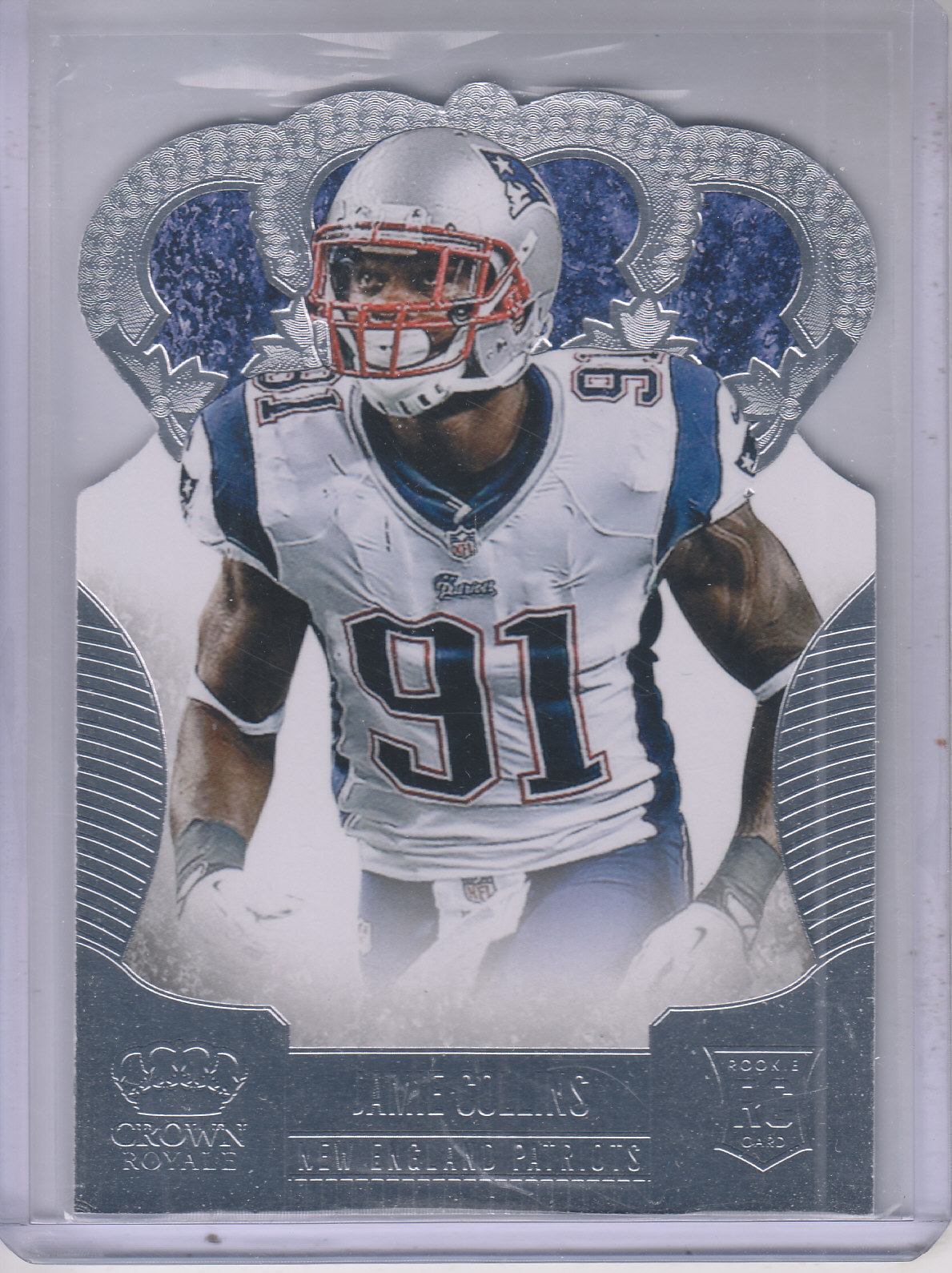 2013 Crown Royale #143 Jamie Collins RC