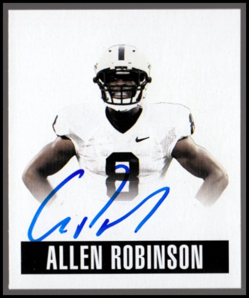 2014 Leaf Originals '48 Autographs #AR1 Allen Robinson