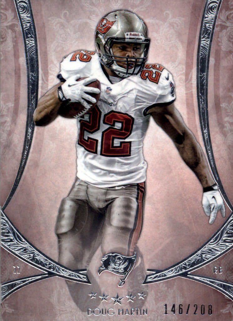 2013 Topps Five Star #42 Doug Martin