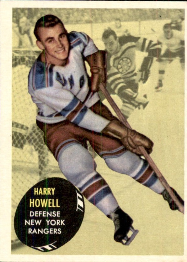 1961-62 Topps #51 Harry Howell