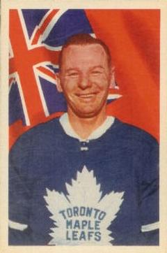 1963-64 Parkhurst #5 Johnny Bower