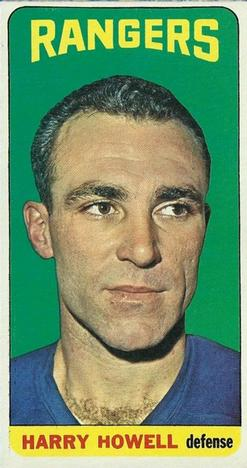 1964-65 Topps #83 Harry Howell
