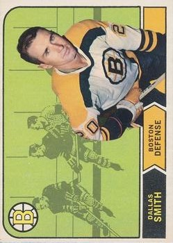 1968-69 O-Pee-Chee #136 Dallas Smith