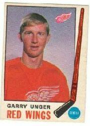 1969-70 O-Pee-Chee #159 Garry Unger