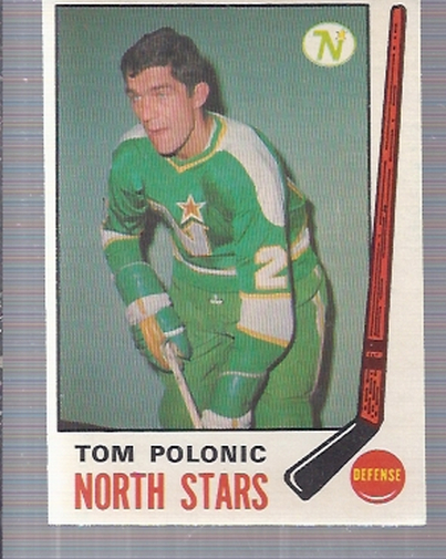 1969-70 O-Pee-Chee #199 Tom Polonic RC