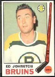 1969-70 O-Pee-Chee #200 Ed Johnston