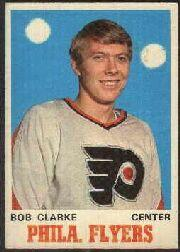 1970-71 O-Pee-Chee #195 Bobby Clarke RC
