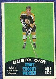 1970-71 O-Pee-Chee #246 Bobby Orr Hart front image