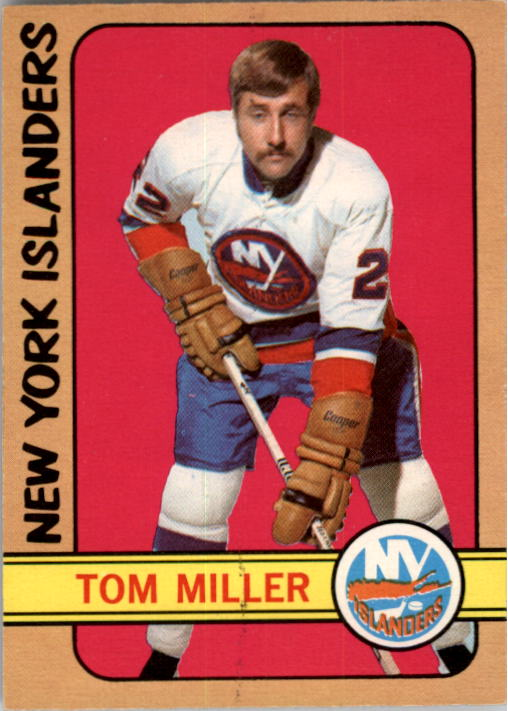 1972-73 O-Pee-Chee #32 Tom Miller RC