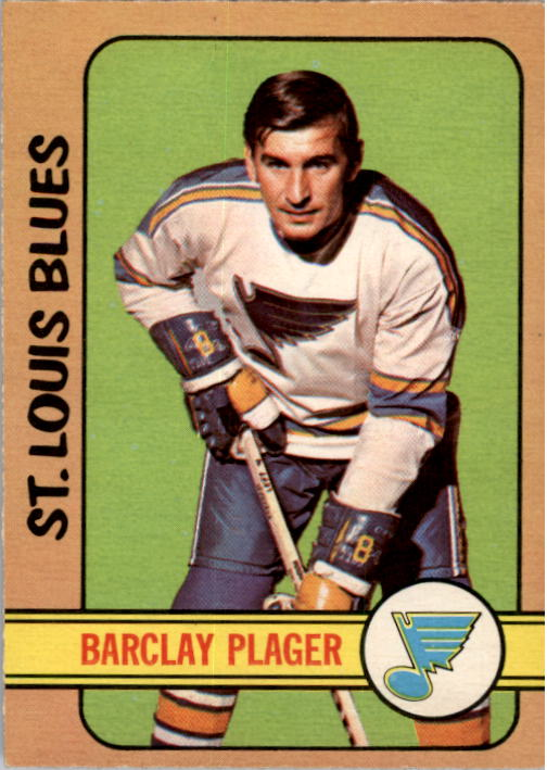1972-73 O-Pee-Chee #35 Barclay Plager