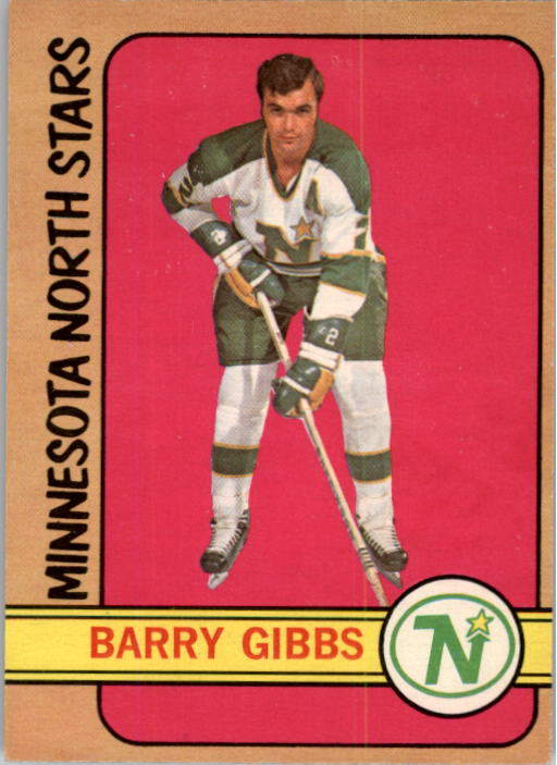 1972-73 O-Pee-Chee #101 Barry Gibbs RC
