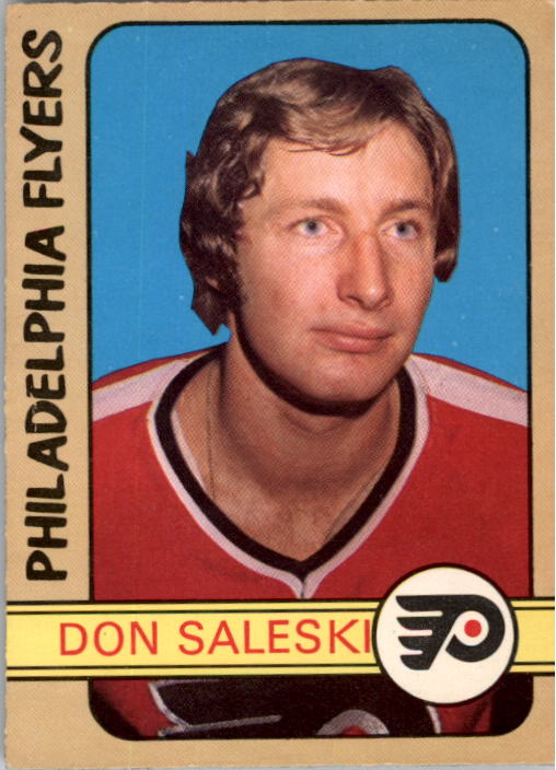 1972-73 O-Pee-Chee #213 Don Saleski RC