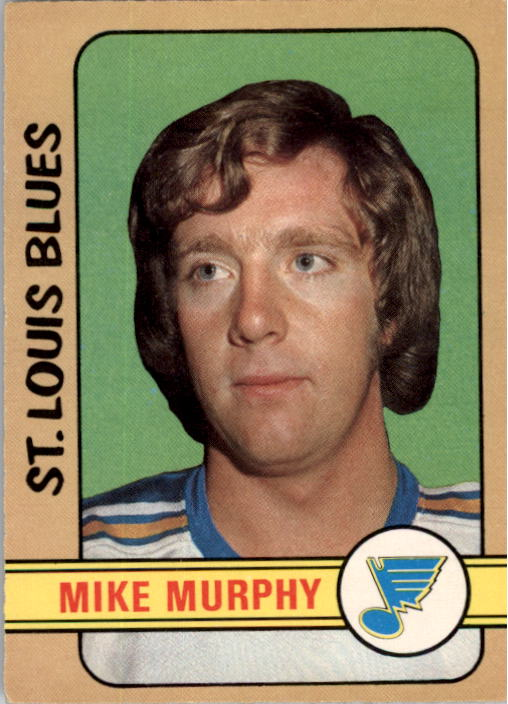 1972-73 O-Pee-Chee #215 Mike Murphy RC