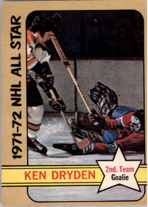 1972-73 O-Pee-Chee #247 Ken Dryden AS2